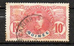 Col23 Guinée N° 37 Oblitéré Cote 2,25 Euro - Gebraucht