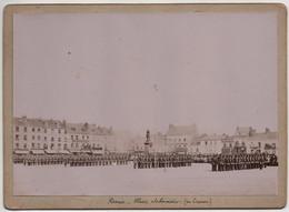 Vue De La Place Schneider. Le Creusot. Militaire. - Plaatsen