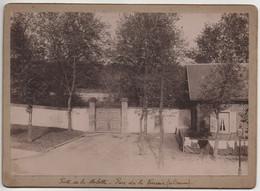 Vue De La Porte De La Molette - Parc De La Verrerie. Le Creusot. - Plaatsen