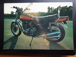 Motorfiets, Brommer / Kawasaki -> Written - Moto