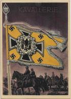 WW II Germany Postcard Wehrmacht Kavallerie (cavalry) - Guerre 1939-45