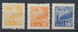 °°° LOT CINA CHINA NORD EST - Y&T N°129730/34 - 1950 °°° - Nordostchina 1946-48