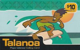 Samoa - Talanoa - Boy Surfing (1/6/2007) - Samoa