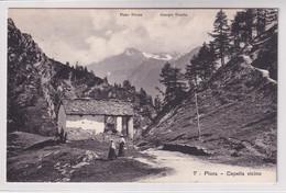 Piora  - Capella Vicino - TI Ticino