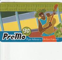 Samoa - PreMo - $30 (31/05/2006) - Samoa