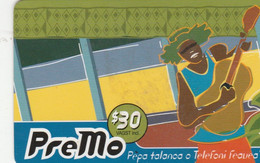 Samoa - PreMo - $30 (09/09/2006) - Samoa