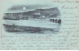 54 - Pont St Vincent - SAN20660 - Vue Du Pont Sur La Moselle - Other Municipalities