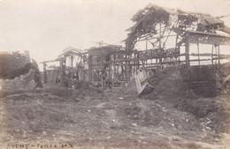 Auchy Les Mines Carte Photo 1919 Fosse N°8 - Altri Comuni