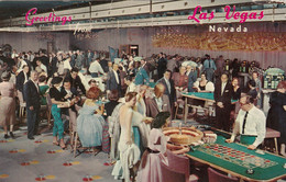 Las Vegas Nevada - Hotel Riviera Casino Roulette Used 1962 - Las Vegas