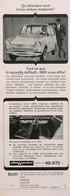 Publicité Papier VOITURE DAF DAFFODIL  1965 PIP1058869 - Werbung