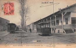 Evry - Petit Bourg - Etablissement Decauville - Evry