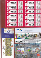 Pze Israel Timbres/stamps (semi) Moderne - Lots & Serien
