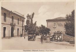 Campania - Avellino - Ospedaletto D'Alpinolo - Piazza Partenio - F. Grande - Viagg - Molto Bella - Anteguerra - Andere Steden