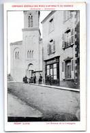 Regny - Compagnie Generale Des Mines D'Anthracite Du Roannais - CPA °gk - Other Municipalities