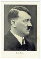 Propaganda NSDAP - Unser Fuhrer -Wien 9 April 1938 Tag Des Großdeutschen Reichs - Feldpost -20 April Fuhrers Geburtstag - Guerra 1939-45