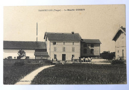 Darnieulles Vosges - Le Moulin Cossin - Other Municipalities