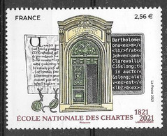 Année 2021 _ 5472** _ - Unused Stamps
