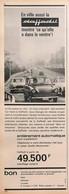Publicité Papier VOITURE DAF DAFFODIL  1965 PIP1059068 - Werbung
