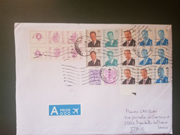 LETTERA PER ITALIA - Briefe U. Dokumente