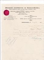 59-Brasserie Coopérative......Mons-en-Baroeul.....(Nord)..1927 - Autres