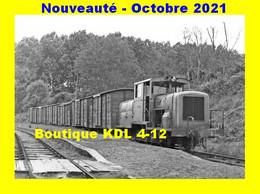 AL 717 - Train, Locotracteur BA 13 - LUCAY-LE-MALE - Indre - BA - Trains