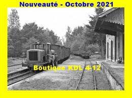 AL 723 - Train, Loco BA 13 En Gare - PRUNIERS-EN-SOLOGNE - Loir Et Cher - BA - Trains