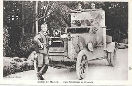 A/471             Militaria      10      Camp De Mailly           -  Auto Mitrailleuse De Cavalerie - Other