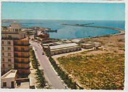 Marsala, Lungomare E Porto- Cartolina Viag.ta 9/7/1975 - (942) - Marsala