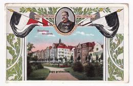 Bromberg, Bülowstraße, General Feldmarschall Von Hindenburg, Alte Postkarte 1916, Bydgoszcz - Poland