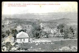 VILA NOVA DE GAIA - Colégio Do Sardão - Vista Geral-À Esuerda O Colégio:à Direita Os Arcos ...( Nº 1) Carte Postale - Porto