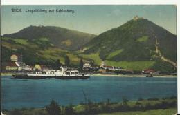 Wien. Leopoldsberg Mit Kahlenberg .Circulated. - Altri