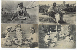 MAROC - 6 CARTES - PERSONNAGES - Vers 1910 - Altri