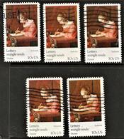 United States - Scott #1534-35 - 10 Different (2) - Plate Blocks & Sheetlets