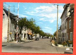 CPSM (12) RIGNAC / La Promenade  (Voir Photo R/v Et Détail) - Autres Communes