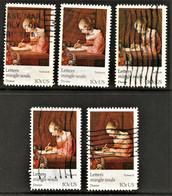United States - Scott #1534-35 - 10 Different (3) - Plate Blocks & Sheetlets