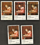 United States - Scott #1534-35 - 10 Different (1) - Plate Blocks & Sheetlets
