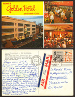 USA  Reno Golden Hotel Casino Nice Stamp #16489 - Reno