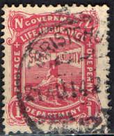 NUOVA ZELANDA - 1913 - FARO - USATO - Officials