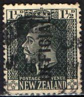 NUOVA ZELANDA - 1916 - RE GIORGIO V - USATO - Officials