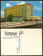 USA  Reno Hotel  Holiday Casino Automotive Old Cars Nice Stamp #16490 - Reno