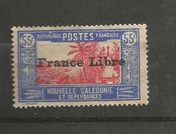 209 France Libre Sans Gomme                    (clas61T7) - Neufs