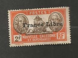 223 France Libre Sans Gomme                    (clas61T7) - Neufs