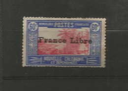210 France Libre Sans Gomme                    (clas61T7) - Neufs