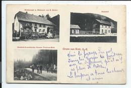 Gruss Aus Krut , Restaurant Gare Frontiere - Altri Comuni