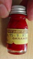 ABT21 Pot De Peinture ABT Des Années 70 : TEINTES POUR FIGURINES / GARANCE Pour Collectionneurs - Decalcografie