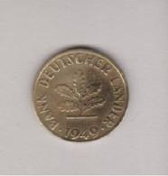 10 Pfennig 1949 Bank Der Deutschen Länder - 10 Pfennig