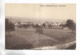 51 - FAVEROLLES ( Marne ) - Vue Générale - Other Municipalities