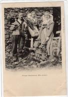 CPA 09 : Groupe Bethmalais (Hte Ariège) - Précurseur DND Avant 1904 - Ed. Fauré à St-Girons - Foklore - Sonstige Gemeinden