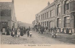 59) REXPOEDE  (NORD) ROUTE DE BAMBECQUE  - (TRES ANIMEE - HABITANTS - 2 SCANS) - Other Municipalities