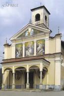 (R105) - CAPRILE (Biella) - Chiesa Di San Carlo Borromeo - Biella